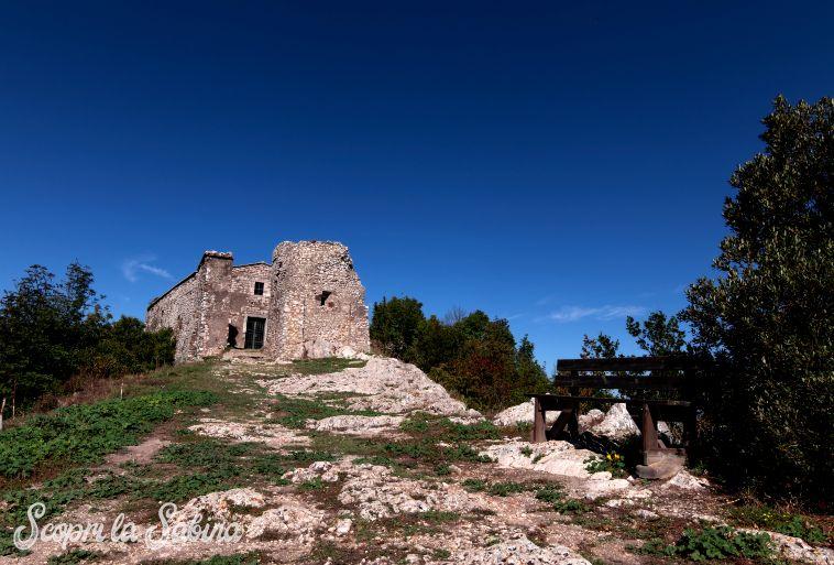 Eremo San Silvestro - Monte Soratte