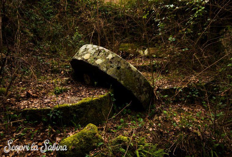 gole del farfa trekking lazio antico mulino