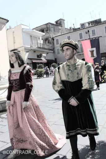 Giostra Sabina del Gonfalone di Magliano Sabina