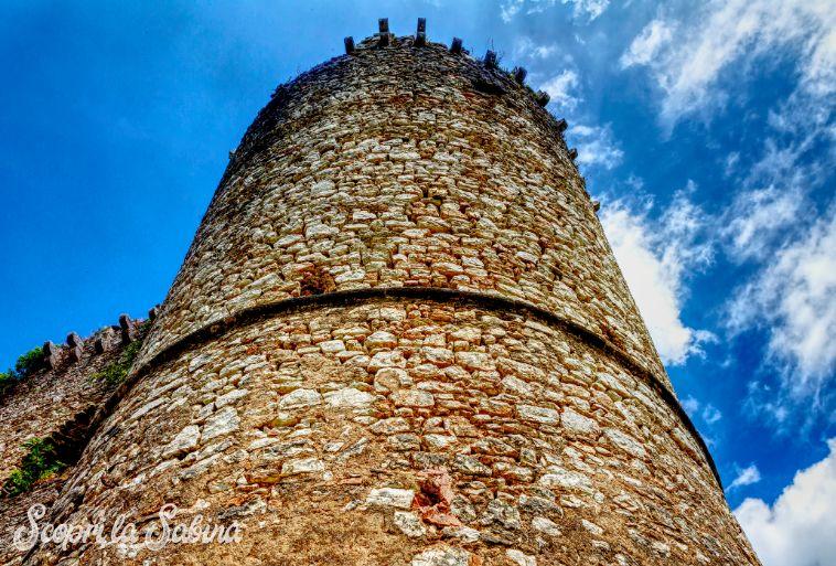 rocchettine borgo del Lazio
