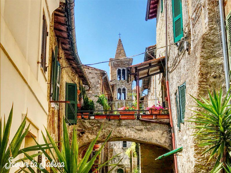 torri in sabina borgo storico della sabina