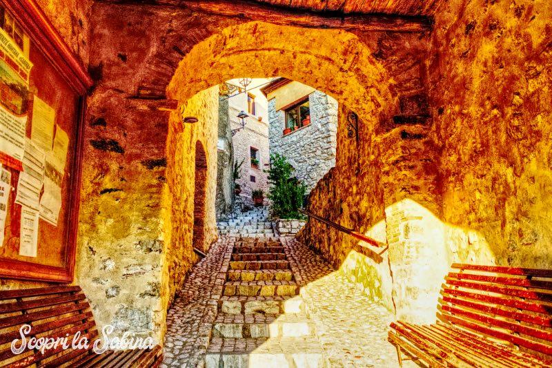 vacone borgo storico della sabina